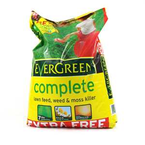 evergreen Complete Lawn Feed - 14kg