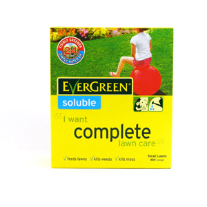 evergreen Complete Soluble Lawn Feed - 800kg