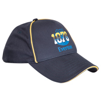 Everton 1878 Cap - Navy/Yellow - Infant Boys. product image