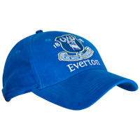 Everton Essential Crest Cap - Everton Blue. product image