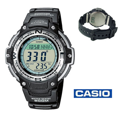 everythingplay (CASIO) Sports Watch (SGW-100-1VEF) product image