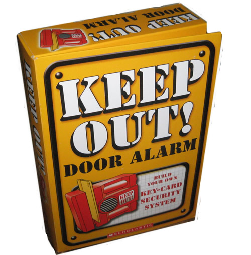 door alarm build your own key card security system for your bedroom