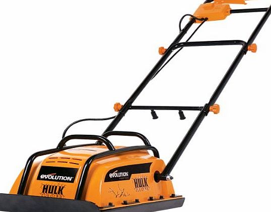 Evolution 230 V Hulk Electro Electric Compaction Plate, 400 x 320 mm