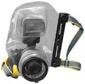 Housing for variety of Canon, Fuji, Olympus, Minolta, Nikon, Sony and other cameras. this version al - CLICK FOR MORE INFORMATION