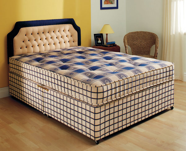 Excellent relax double beds reviews for Divan relax