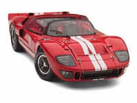 Ford GT40 Roadster Prototype Red