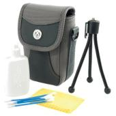 Tripod And 3 Piece Cleaning Kit Camera