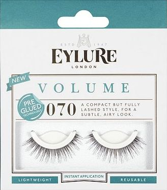 Eylure, 2041[^]10088152 Pre-glued Ready to Wear False Eyelashes