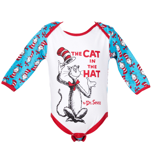 Dr Seuss Cat in the Hat Tattoos