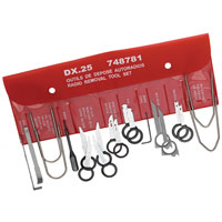 Facom Radio Removal Tool Kit product image