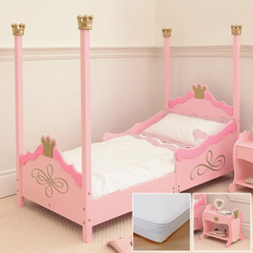 Pocket sprung mattress for Fairytale beds