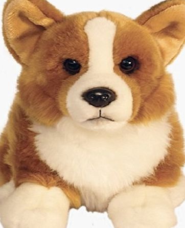 Faithful Friends Corgi ~ WELSH PEMBROKE CORGI ~ Soft Toy/Plush (Queens Corgi)