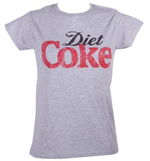 Ladies Diet Coke T-Shirt from Fame and Fortune