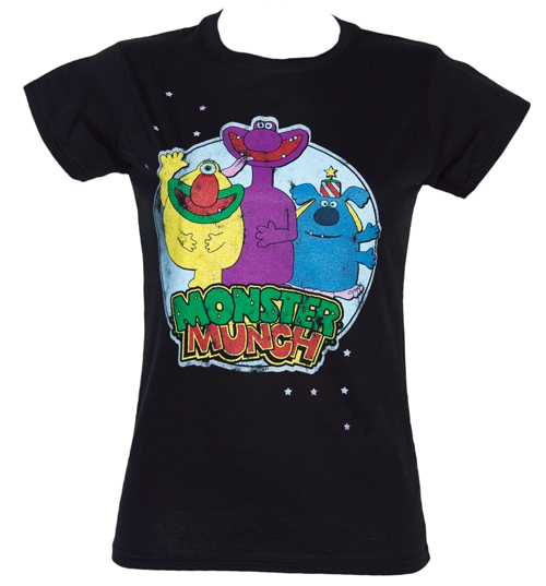 Fame and Fortune Ladies Monster Munch T-Shirt from Fame and Fortune product image