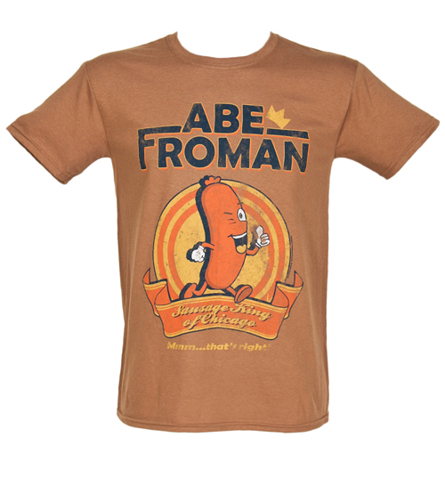 Fame and Fortune Mens Abe Froman Ferris Buellers Day product image