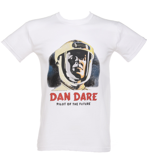Mens Dan Dare Pilot Of The Future T-Shirt