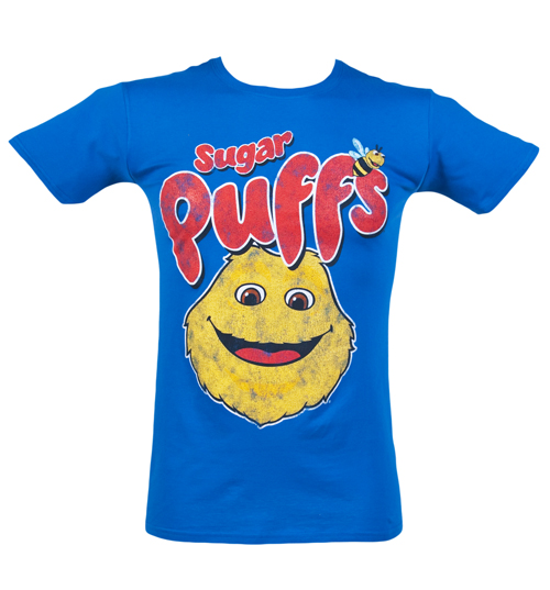 Fame and Fortune Mens Sugar Puffs Honey Monster T-Shirt from product image