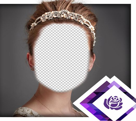 Fancy Photo Frames Wedding Hairstyle Accessories
