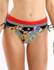 Fantasie, 1295[^]242512 Lascari Mid Rise Brief - Multi