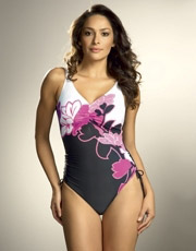 Maui Swimsuit - Fuchsia
