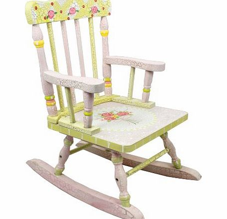 Fantasy Fields By Teamson Teamson Crackle Rocking Chair product image
