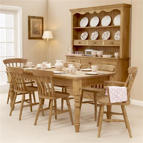Farmhouse Dining Room Furniture