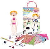 Fashion Angels Fashion Design Kit- LuLu