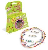 The Bead Shop - To Go Go Bead Kits - Love Necklaces and Hoop Earrings Kit