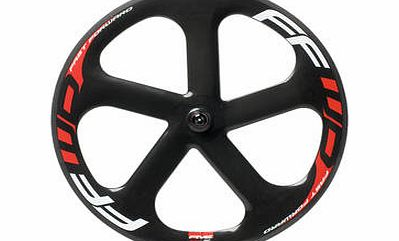 5 Spoke Carbon Road Front Wheel