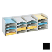 Fast Paper 4x5 Compartment Horizontal Organiser product image
