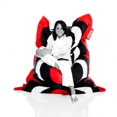 Fatboy Original Marimekko Kaivo Red Bean Bag