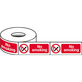 FAW 250 No Smoking Labels product image