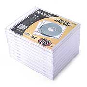 Fellowes Crystal CD Jewel Cases product image