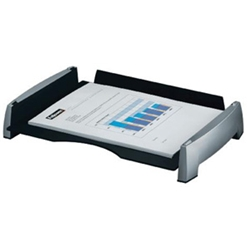 Fellowes Office Suite Letter Tray Black-Grey Ref product image