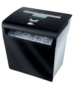 Fellowes P-48C Cross Cut Shredder with Patented Safety Lock