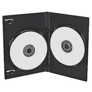 Fellowes Replacement Double DVD Cases product image