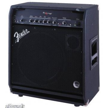 1х 15 Eminence Fender Special, 1 x высокочастотный пьезоизлучатель Foster.  Made in Mexico на 110В, вместе с комбо...