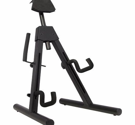 UNIVERSAL A FRAME ELECTRIC STAND Guitars accessories Stands and foot stools