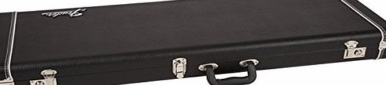 Fender Pro Series Black Strat/Tele Guitar Case