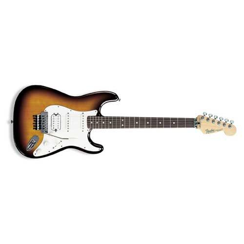 fender stratocaster sunburst maple. Strat RW Brown Sunburst
