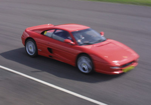 355 Experience at Thruxton
