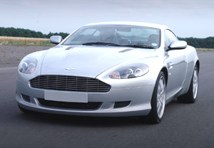 and Aston Martin Experience