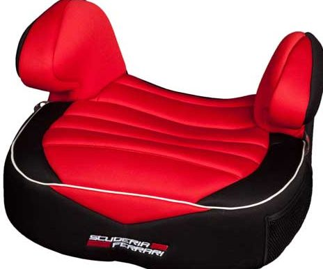 ferrari baby car seats. Black Bedroom Furniture Sets. Home Design Ideas