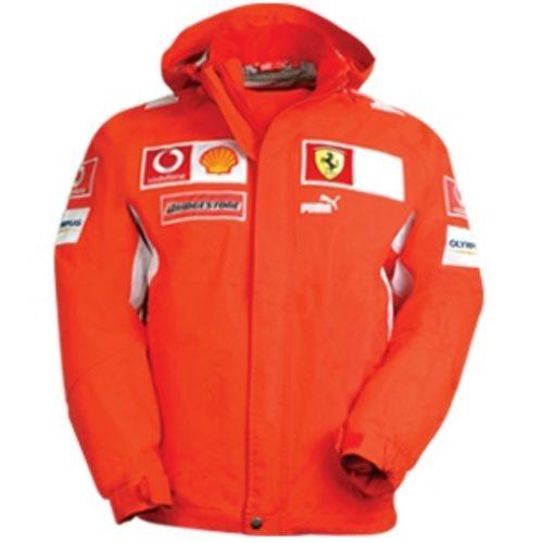 Buy ferrari jackets online
