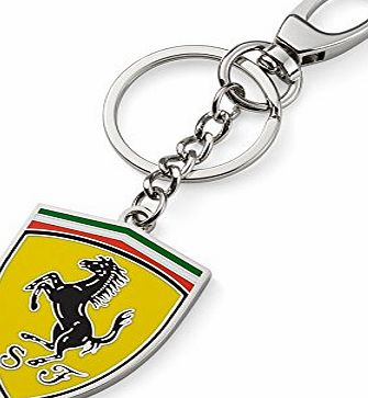 Ferrari Shield Metal Key Ring