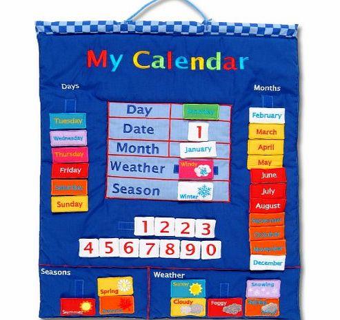 Fiesta Crafts My Calendar Years