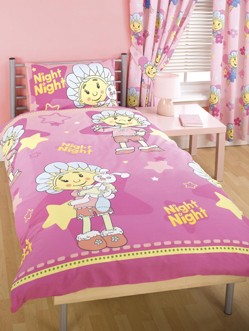 Fifi And The Flowertots Bed Time Duvet Cover And Review