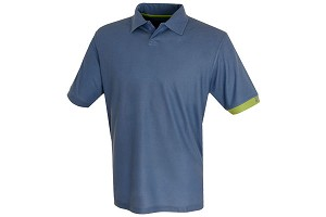Menand#8217;s Solid Pique Polo