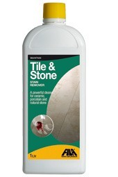 Tile and Stone Stain Remover 1ltr