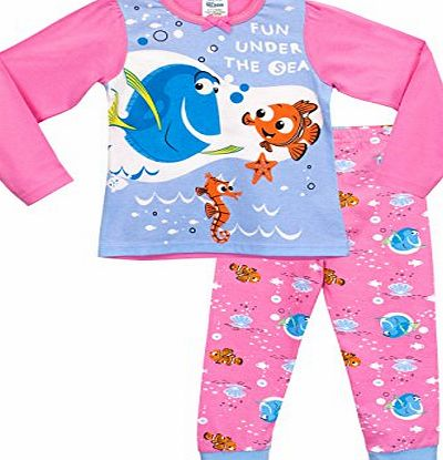 Finding Nemo Girls Disney Finding Nemo Pyjamas Age 3 to 4 Years